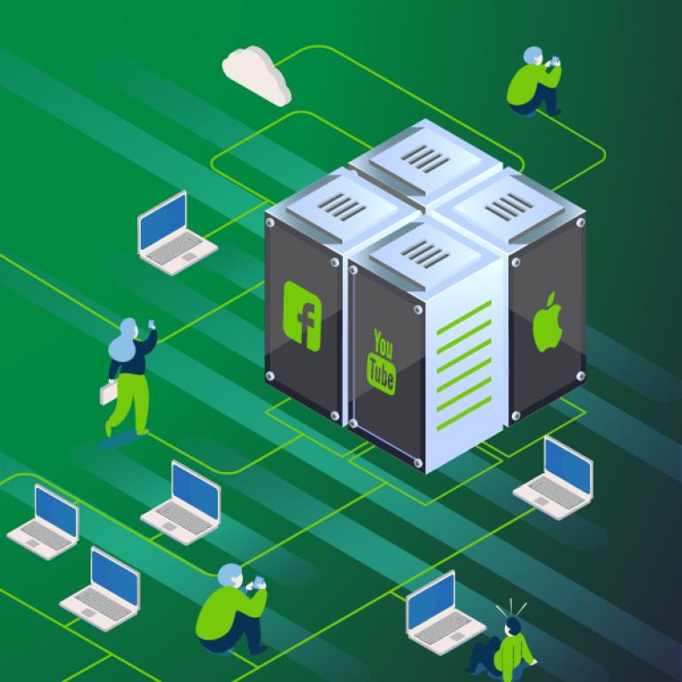 CDN é abreviação de Content Delivery Network